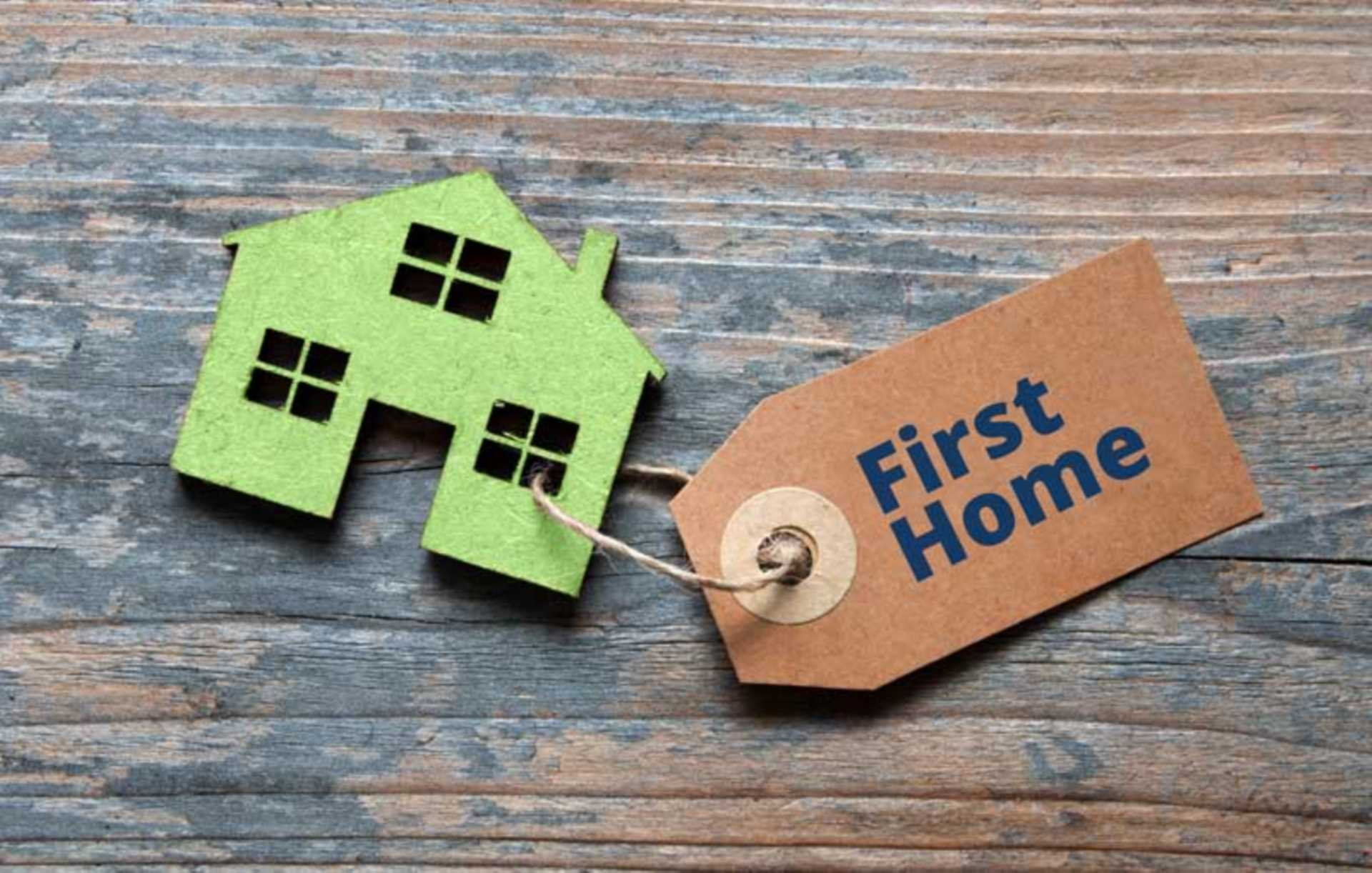 Good News For First Time Buyers