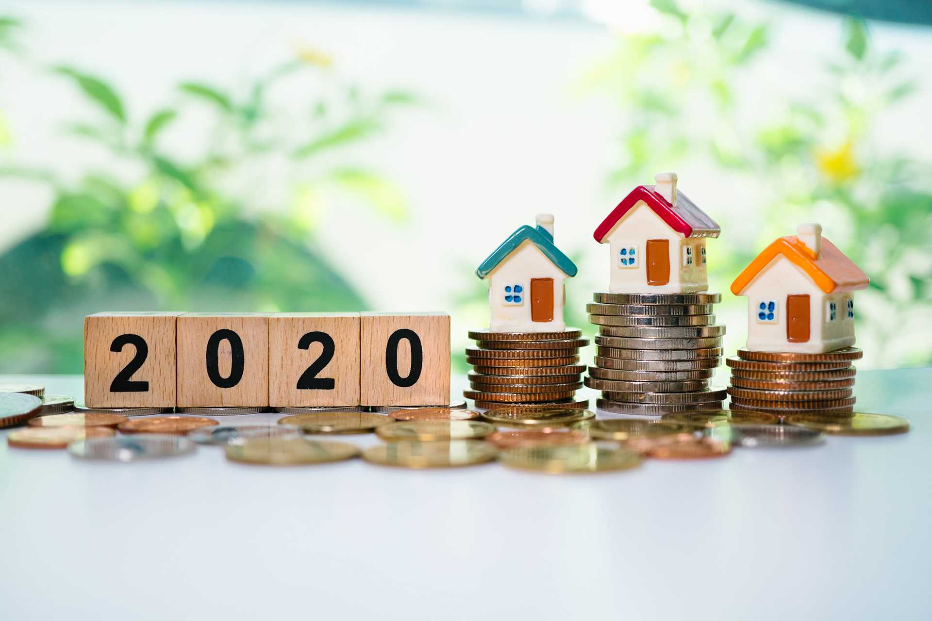 House Prices set to bounce this year.
