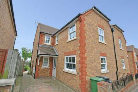 3 Bedroom Semi-Detached, Cornerhall
