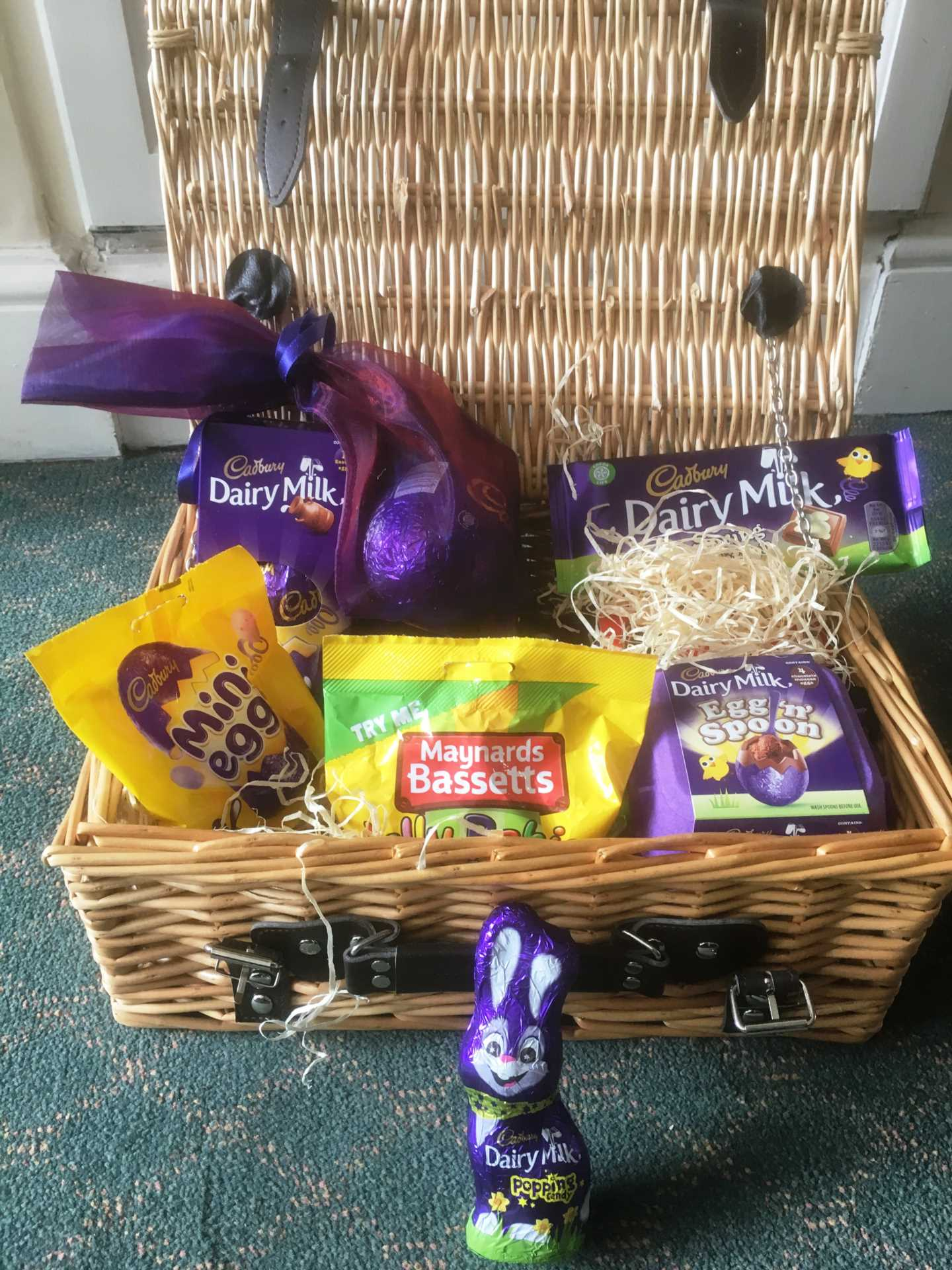 What`s the crack over Easter!