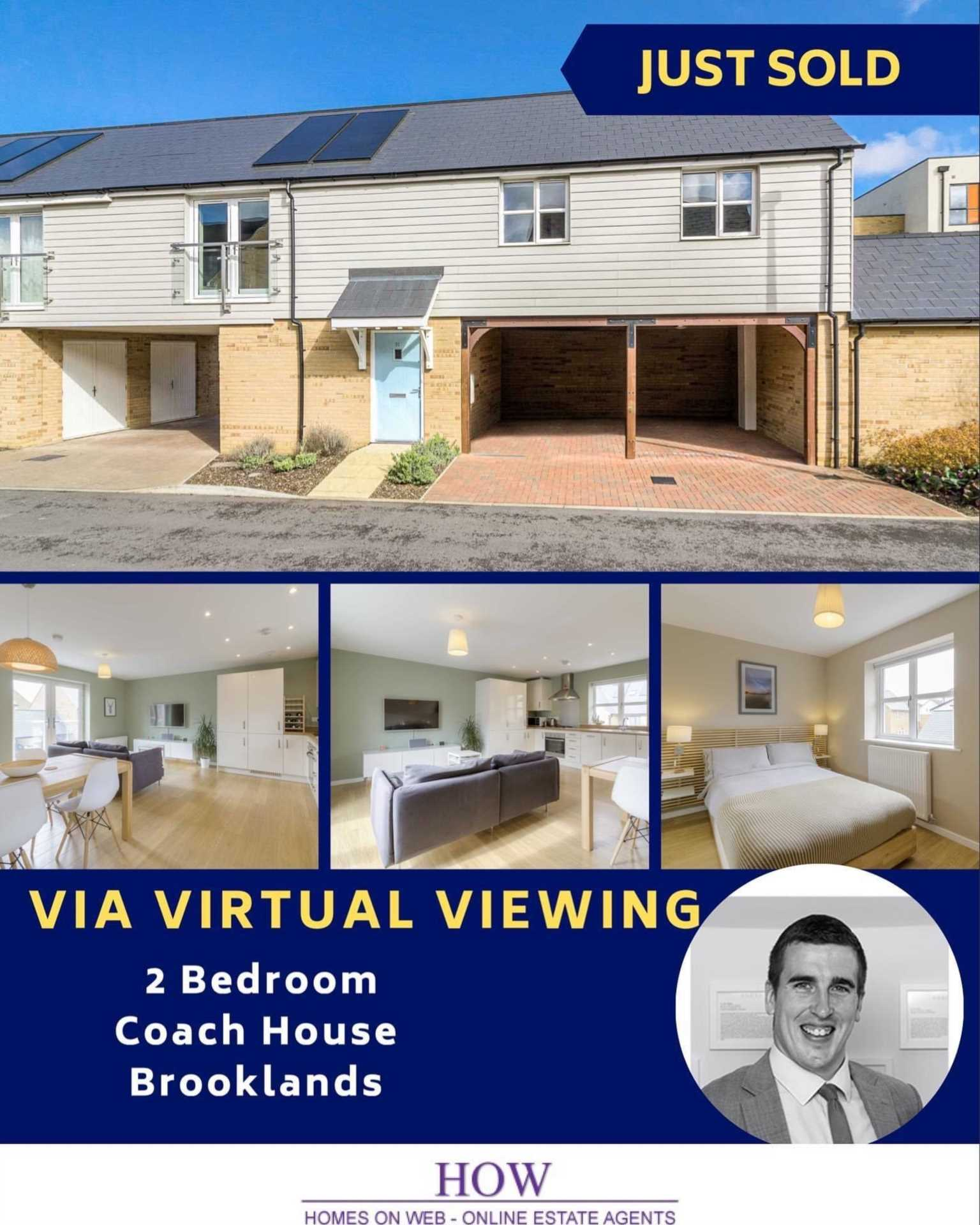 JUST SOLD STC VIA VIRTUAL VIEWING!!