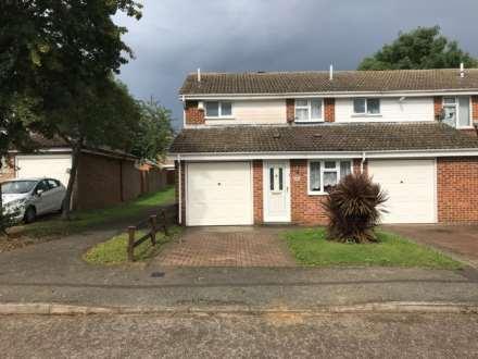 3 Bedroom End Terrace, Haddington Close, Bletchley