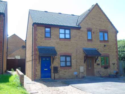 2 Bedroom Semi-Detached, Woodspring Court, Monkston