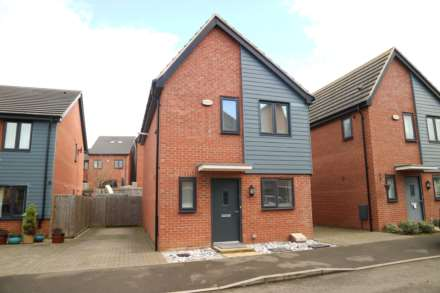 3 Bedroom Detached, Harley Drive, Walton
