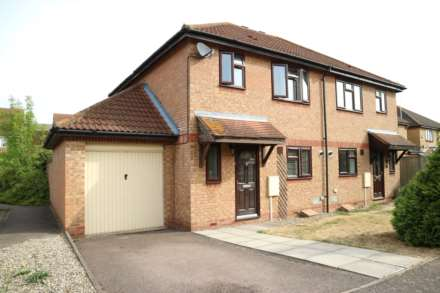 3 Bedroom Semi-Detached, Stavordale, Monkston