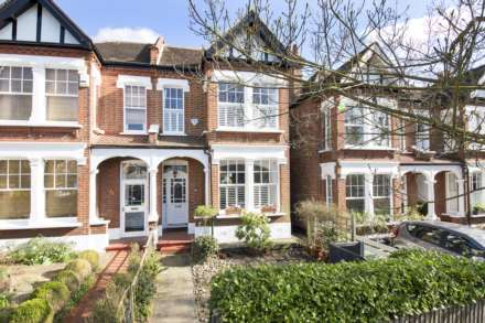 4 Bedroom Semi-Detached, Druce Road Dulwich Village SE21 7DW