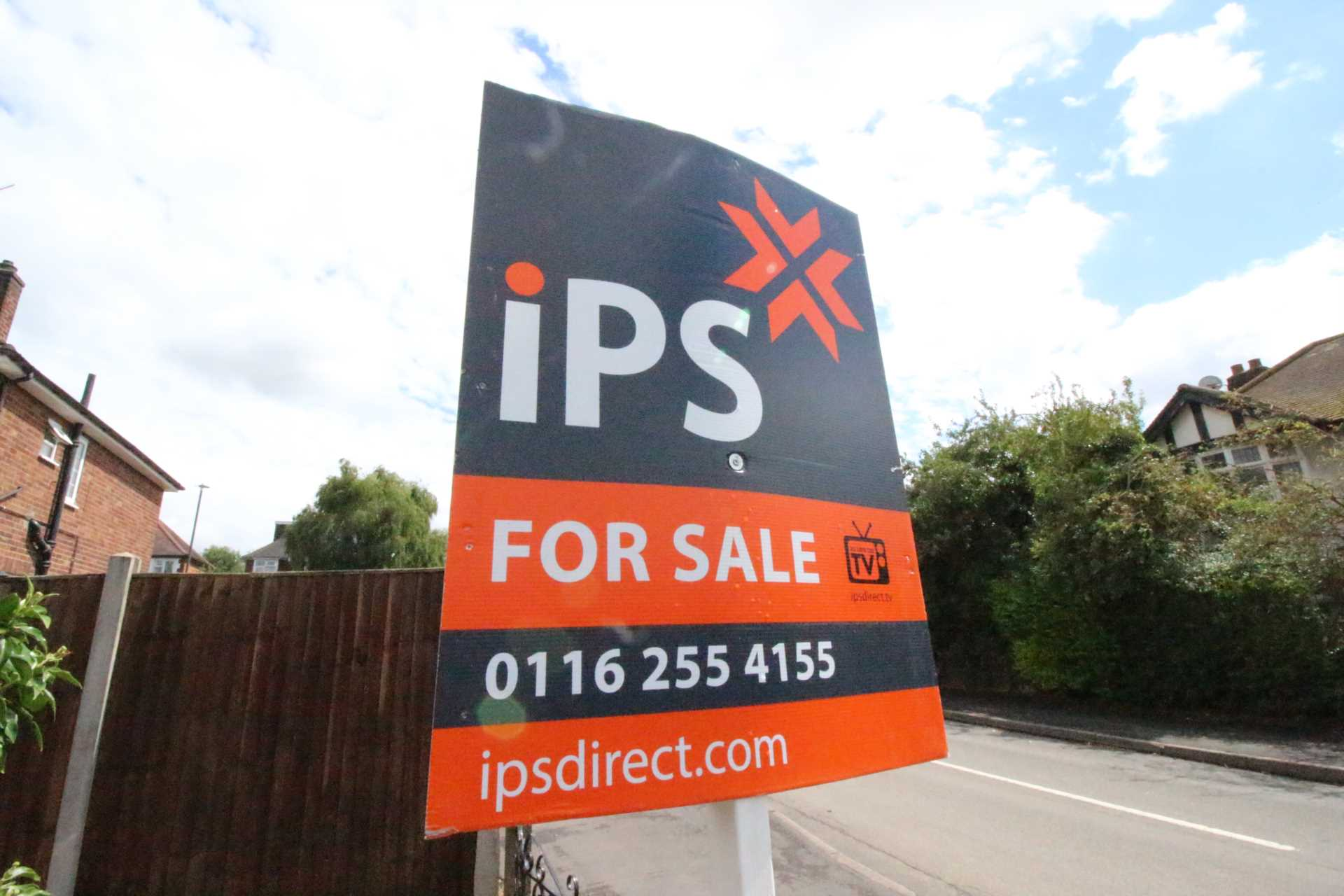 Asking prices up as number of properties on market drops 4% on last year