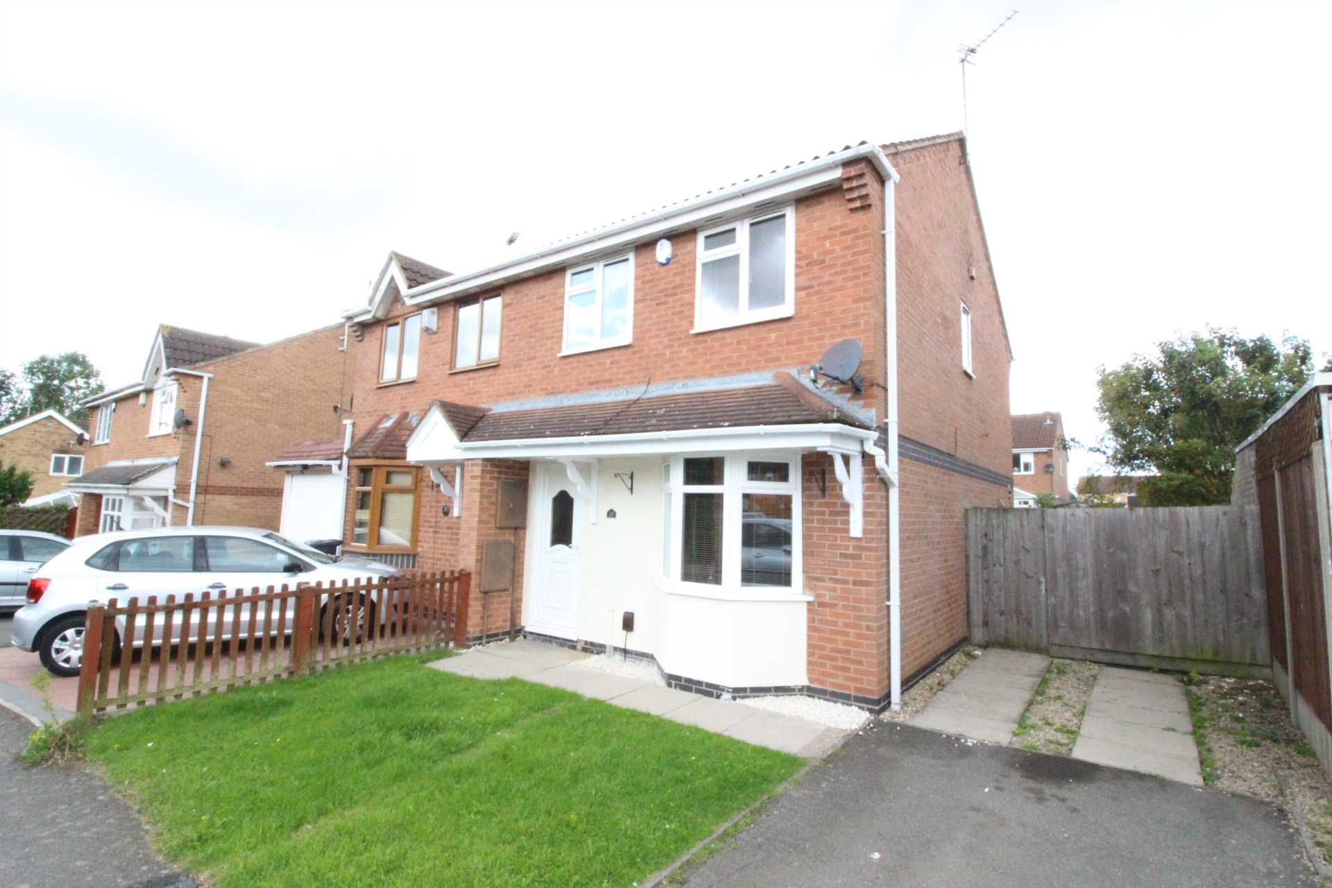 New Instruction! Meadowsweet Road in Hamilton LE5 !!