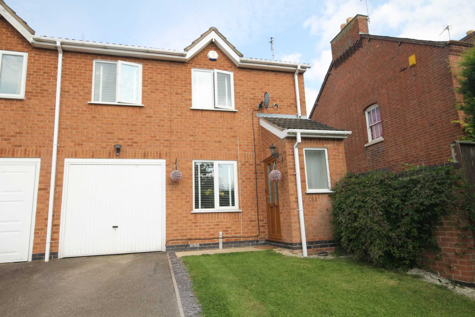Sale Agreed in Ratby