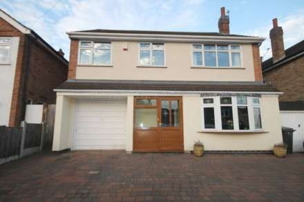 5 Bedroom Detached, St Helens Close, Off Anstey Lane LE4 0GR
