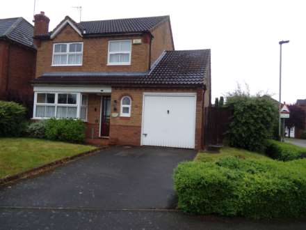 3 Bedroom Detached, Crofters Drive, Scraptoft LE5 2FH