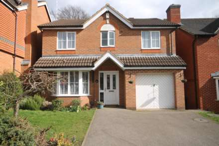 4 Bedroom Detached, Allerton Drive, Heathley Park LE3 9EG