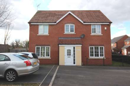 Market Garden Close, Thurmaston LE4 8NW