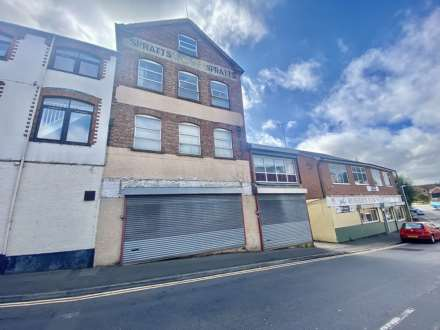 Commercial Property, Station Road, Rushden