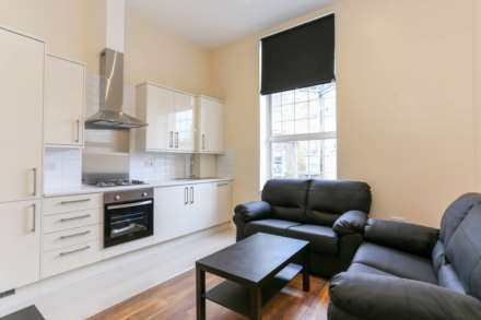 Property For Rent Flat 3 Netherwood Road, Hammersmith, London