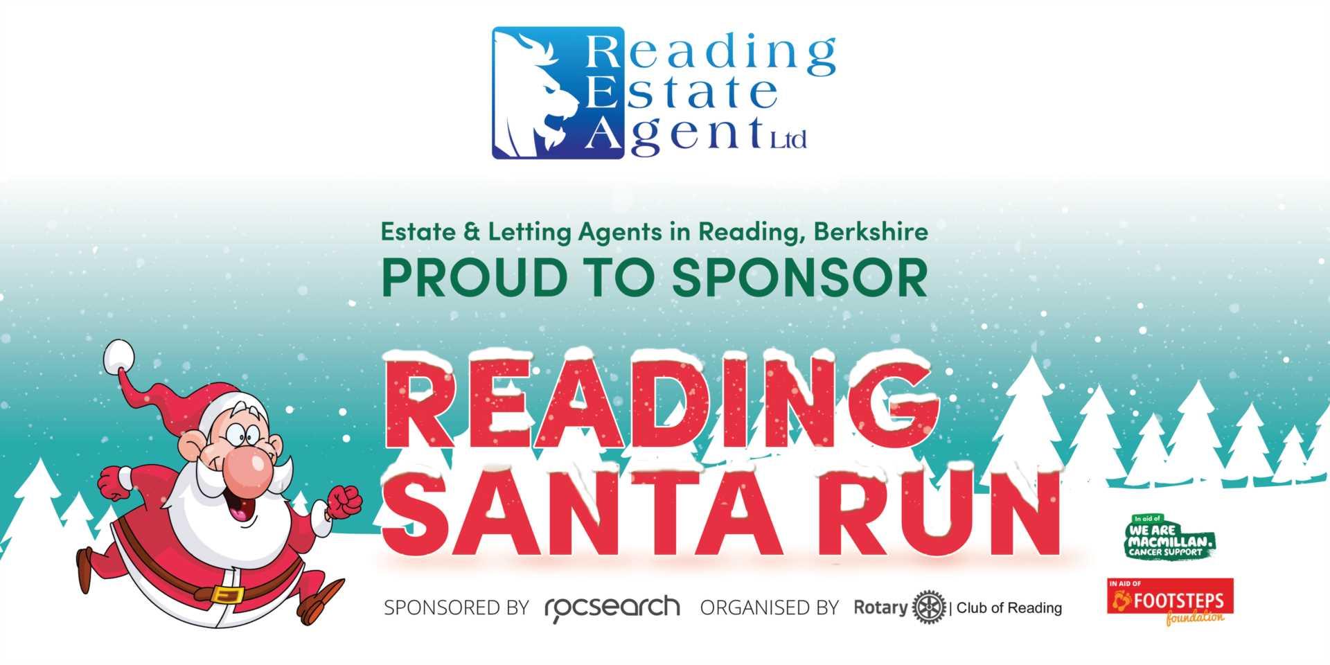 Reading Santa Run