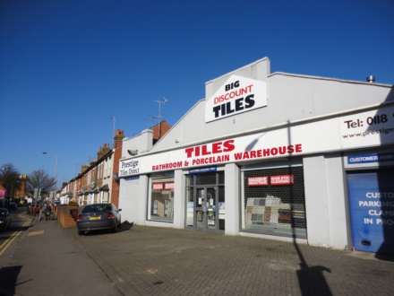 Commercial Property, Oxford Road, Reading