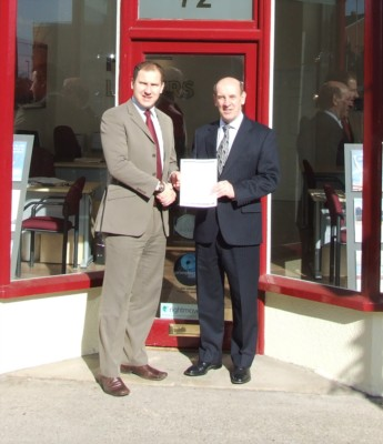 Lesters Appointed Didcot`s Recommended Guild Of Professional Estate Agents Member
