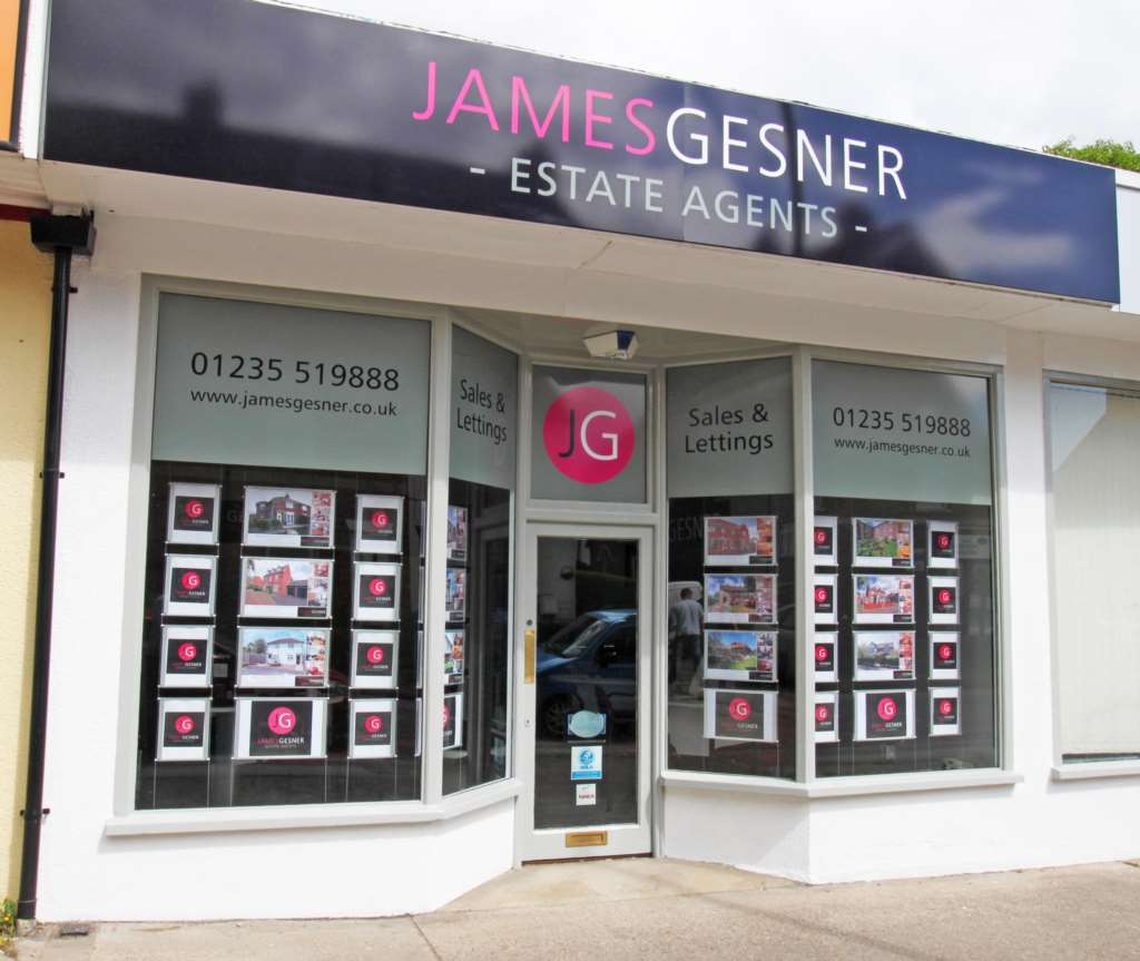 James Gesner Estate Agents Rebrand Complete!