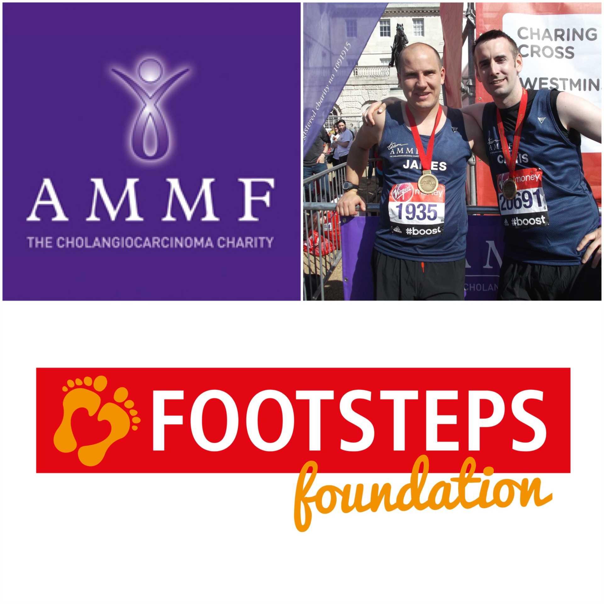 James Gesner to run London Marathon 2017