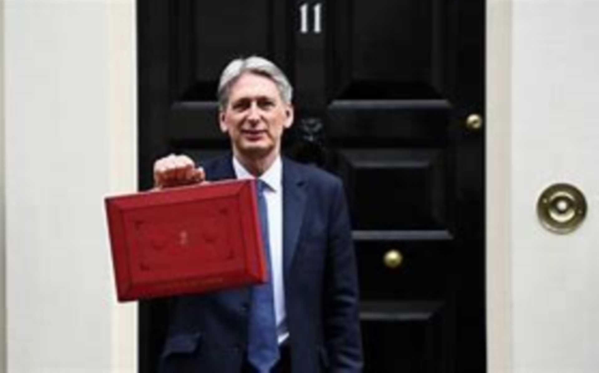 Spring Statement 13th March 2018