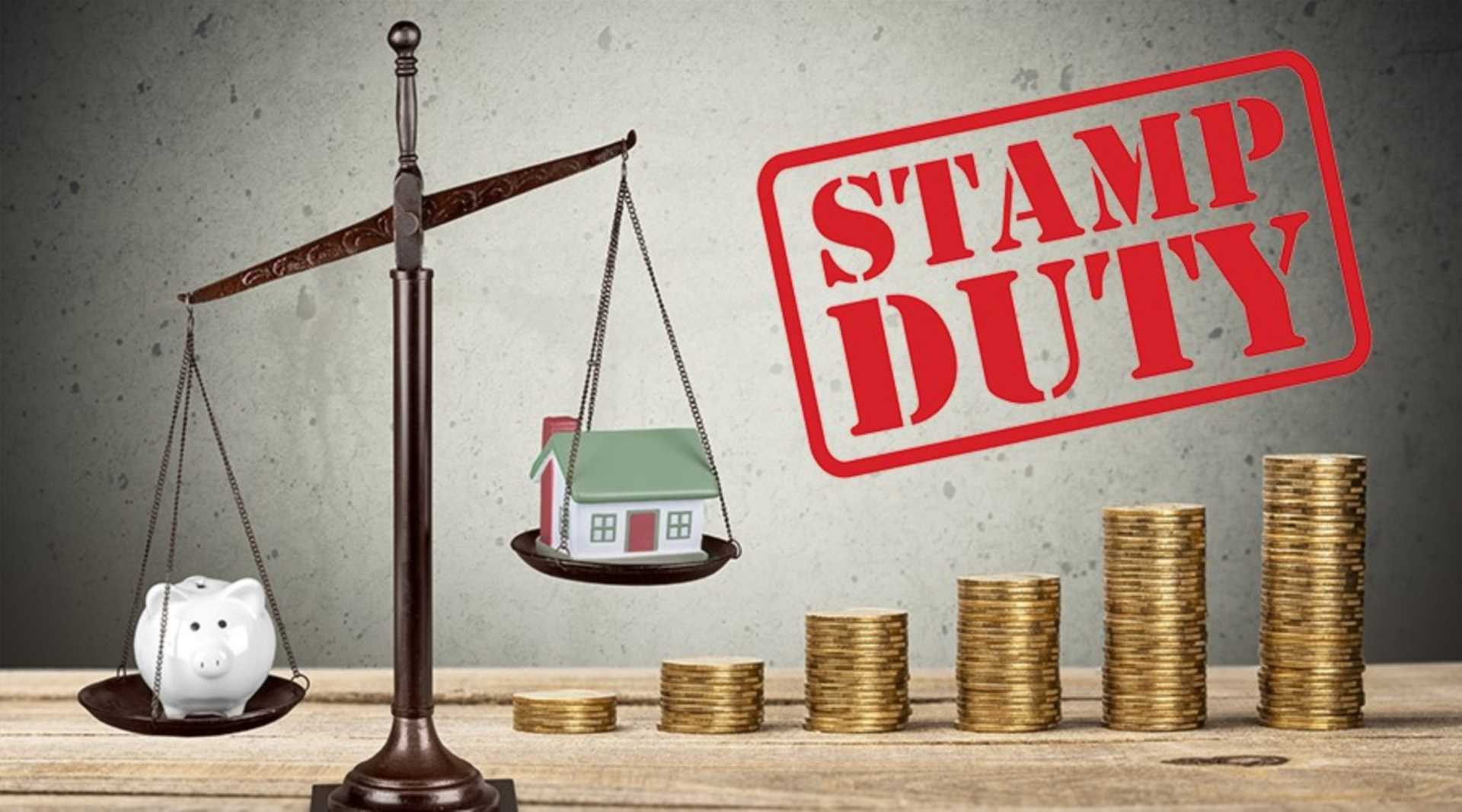 Easing the Stamp Duty Pain