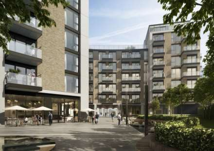 3 Bedroom Apartment, Chelsea Island, Harbour Avenue, SW10