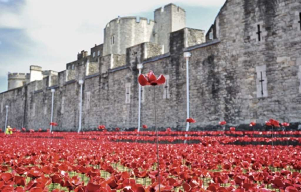 Calls For The Tower Of London`S Poppy Display To Be Extended Have Been Rejected