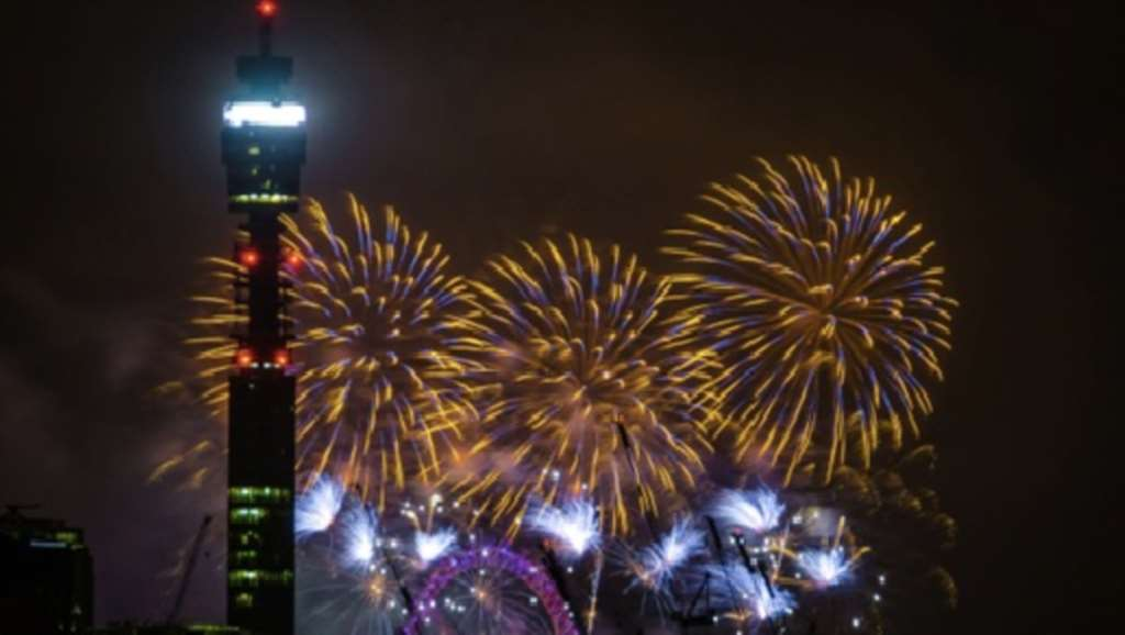 Top Events In London This New Year`S Eve