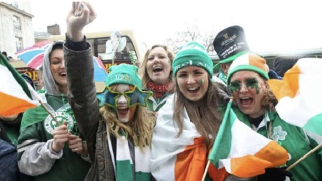St Patrick`S Day - What To Do In East London