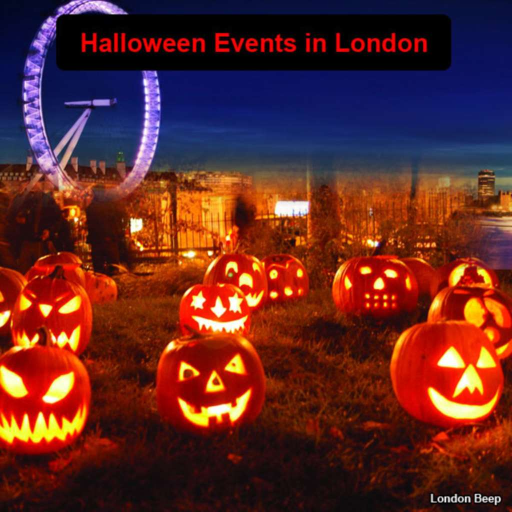 What To Do In London This Halloween