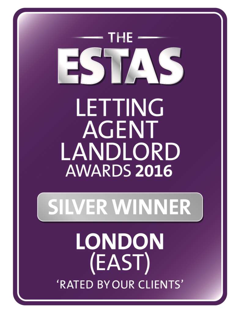 We Are Now An ESTA Award Winning Lettings Agent!