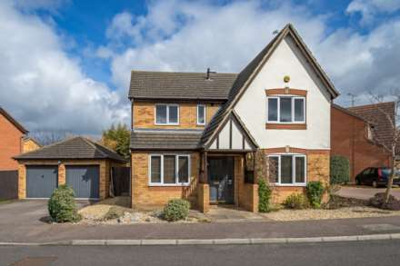 4 Bedroom Detached, Newbolt Close, Newport Pagnell