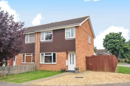 3 Bedroom Semi-Detached, Goldsmith Drive, Newport Pagnell
