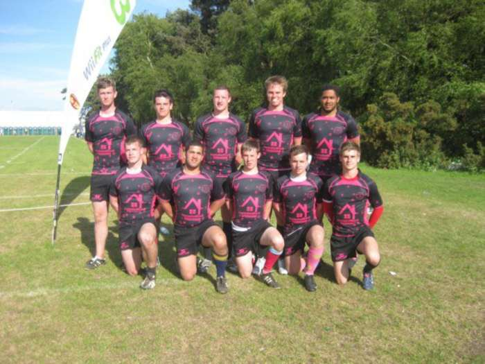 Sponsorship Of The Uwic Riders' Are A Rugby Team