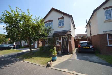 3 Bedroom Detached, Larkin Close, New Ferry