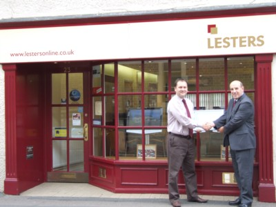 Lesters Win Top National Award
