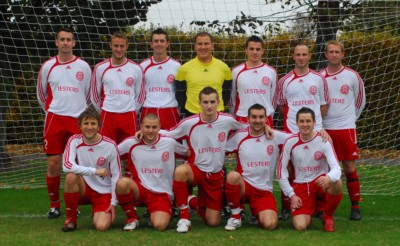 Lesters Sponsor Local Football Team