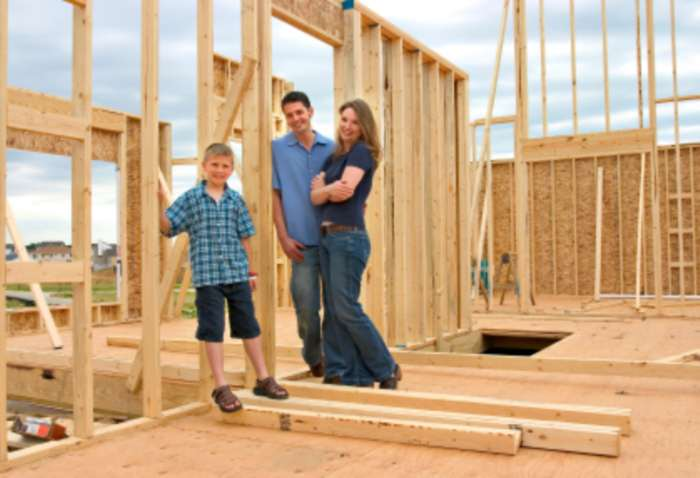 Do It Yourself, Build Your Own House!