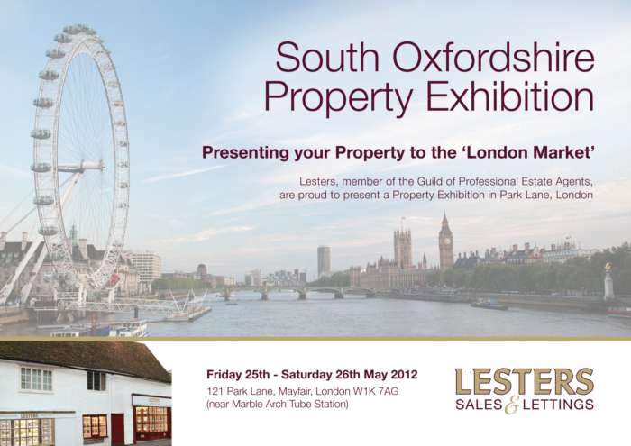 Lesters London Property Exhibition