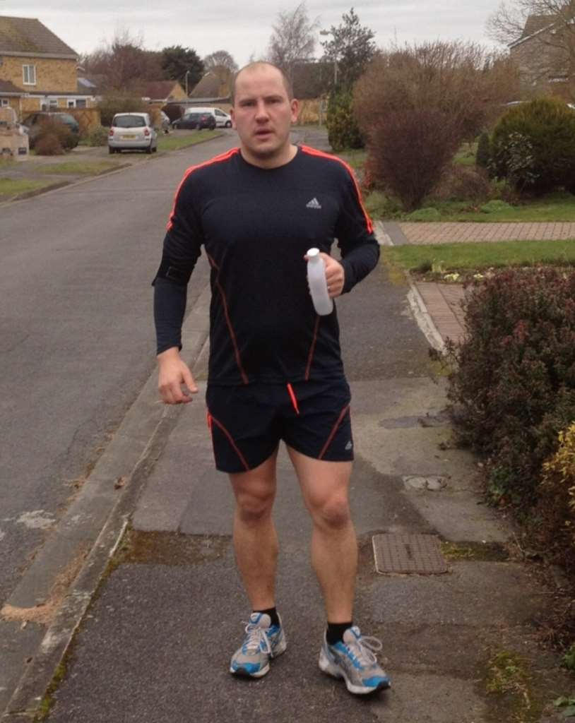 Partner, James Gesner Runs For Charity