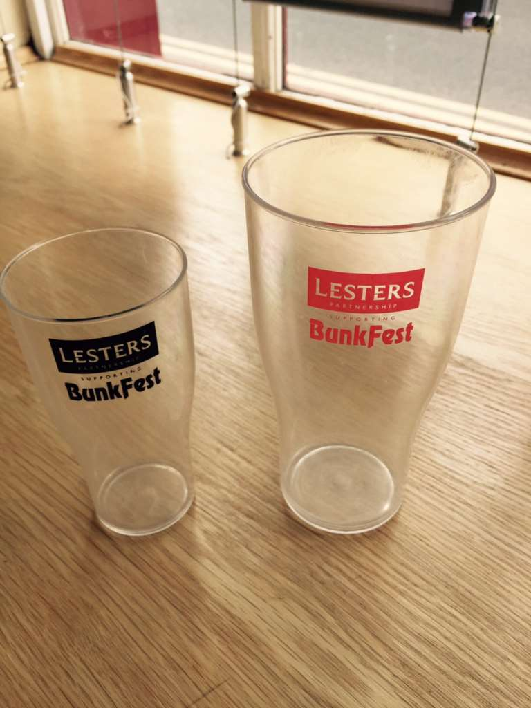 Just Over A Week To Go Towards Bunkfest