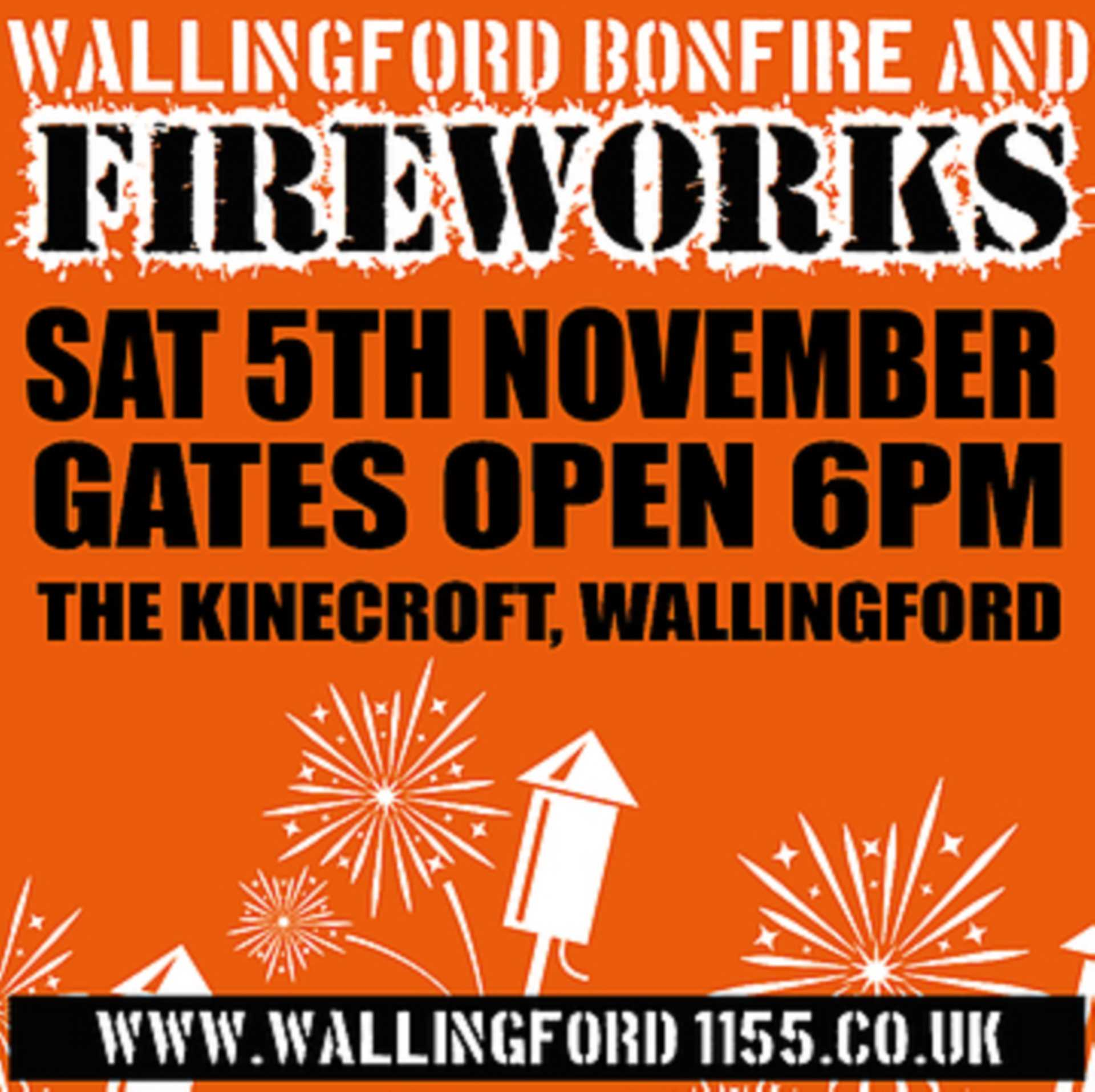 Wallingford`s 2016 Firework Display