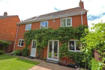 3 Bedroom Detached, St  Johns Road, Wallingford