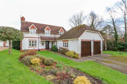 4 Bedroom Detached, Monks Mead, Brightwell-Cum-Sotwell