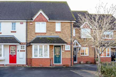 2 Bedroom House, Medlock Grove, Didcot