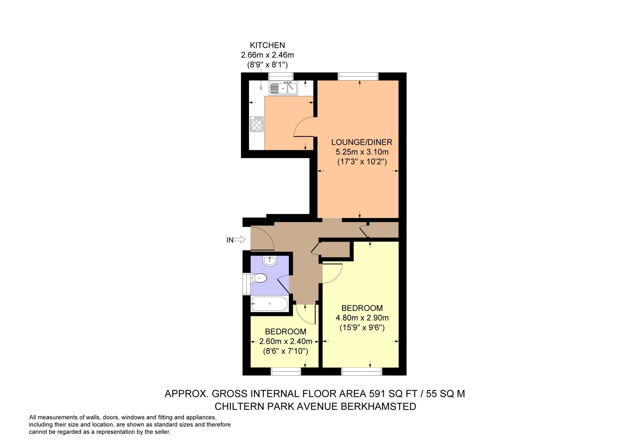 Property To Rent Chiltern Park Avenue Berkhamsted Little London Estates Id 10000003