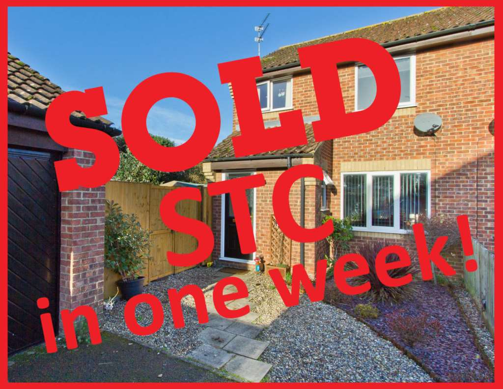 SOLD STC in one week!