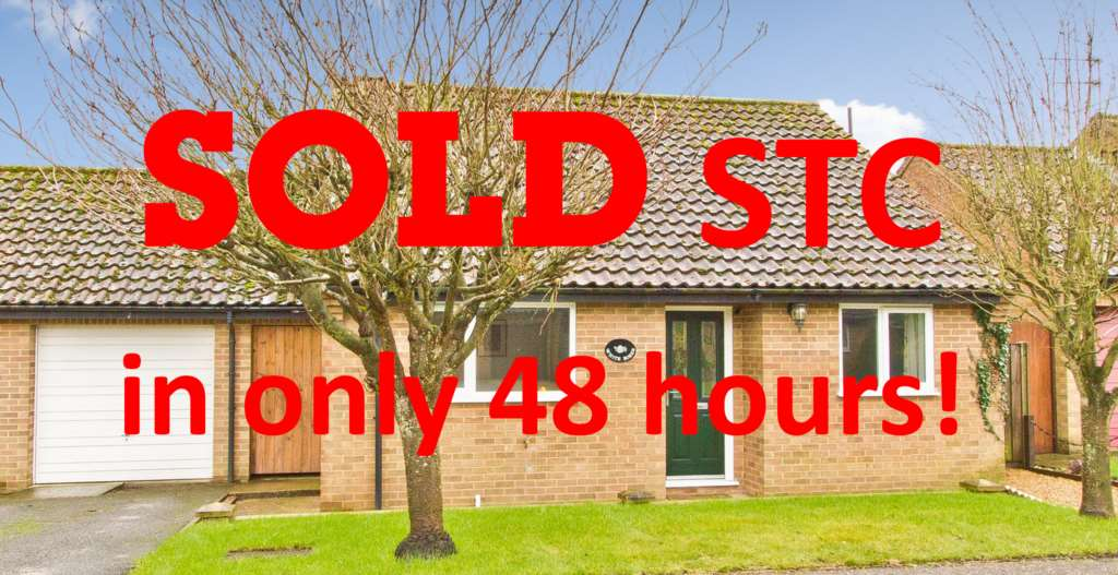Sold! - in 48 Hours.