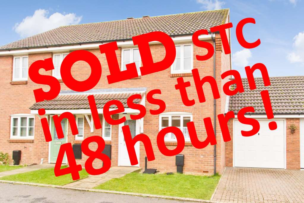 SOLD! - in less than 48 hours!